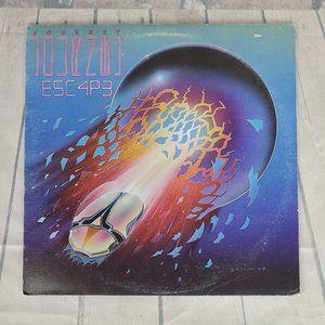 Journey 1981 Vinyl Album Escape Steve Perry
